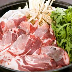 【GO東海】◆ご当地名物!静岡名産「猪鍋」と富士山麓名産「鹿刺し」をご堪能!《夕朝食付》