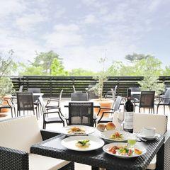 【朝食付】緑に囲まれた六甲山上のテラスで優雅に朝食を。。