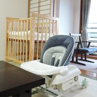 【お子様歓迎】部屋食・赤ちゃんグッズ・もしもの時のサポート付きで安心♪<2食付>