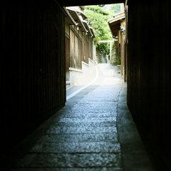 【素泊まり】路地の極。静謐の空間:石塀小路でご宿泊