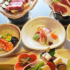 【とっておきの女子旅に】嬉しい特典あり☆旬の懐石料理と美肌の湯