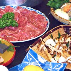 【夕食のみ・すき焼き】朝食なしの夕食のみプラン♪牛ロースのやわらかさ&旨みがモ〜堪らない★