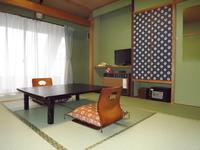 浜名湖の夕日が見える和室 3