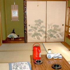 和室【バストイレ共同】