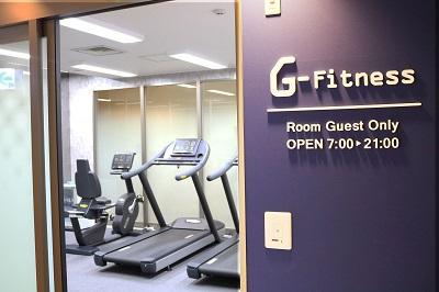 B1F フィットネスルーム「G-fitness」写真