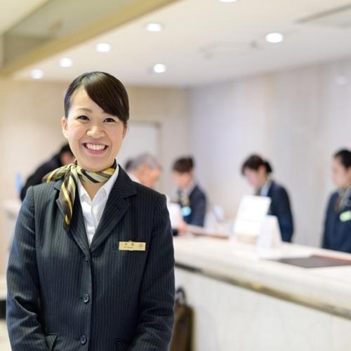 【スタンダードプラン】広島駅直結でアクセス抜群。ビジネスや観光に絶好のロケーション。