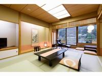 優しい雰囲気作りを大切にした11畳の和室