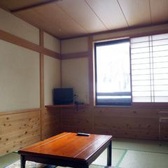 【素泊まり用】和室7.5畳(トイレ、洗面付)