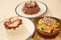 【ケーキ・シャンパン・プチフラワー付】大切な方へサプライズ!ラグナスイートANNIVERSARY