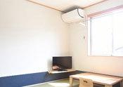 【楽天スーパーSALE】21%OFF〜★新館和室8畳<素泊り>全館Wi−Fi/冷蔵庫/無料駐車場