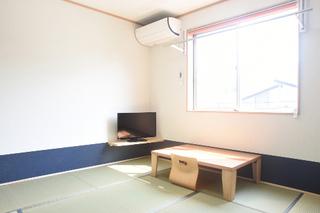 【新館】和室8畳【禁煙・トイレ付】