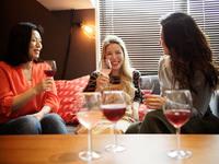 【レディースプラン☆★☆】大人の素敵女子旅☆ワインプレゼント!※無料駐車場あり