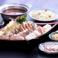 【お鍋好き】天然温泉と『季節の寄せ鍋』宿泊プラン
