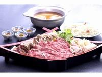 お肉大好き♪バラエティー豊かなお肉の郷(さと)鍋宿泊プラン【季節限定】