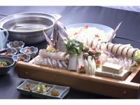 【季節限定】 2度美味しい♪≪鯛シャブ鍋≫宿泊プラン☆彡