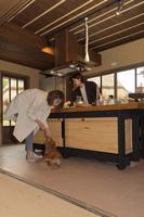 ペットと泊まれる古民家◆美山EISA◆ 朝食食材付き 【基本宿泊プラン】