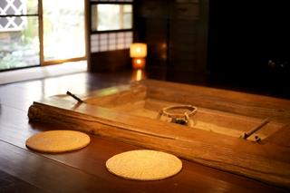 ◆かやぶき古民家 本館◆ 憧れの囲炉裏鍋付き 【1泊2食】