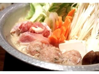 ◆かやぶき古民家 美十八-mitoya-◆ 夕食:憧れの囲炉裏鍋 【朝食食材付き】