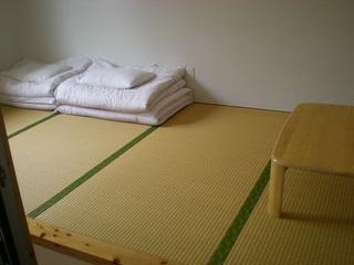 和室で素泊まりプラン