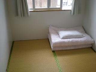 小部屋で素泊まりプラン
