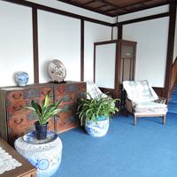 小牛田駅前徒歩0分!純和風旅館で喧騒を忘れくつろぐひととき/朝食付