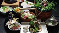 【夕朝食付きプラン】京都鴨川「京料理 梅むら」京懐石宿泊プラン
