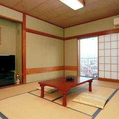 おくつろぎのひとときを過ごす純和室《6畳〜10畳》