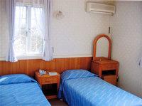 洋室 ツインルーム(バス・トイレ付)現金特価
