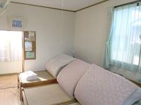 洋室(シングルベッド)