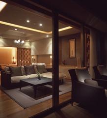5階【展望露天シルキーバス付】洋室スイート