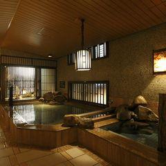 【朝食付き】◆和洋バイキング◆男女別大浴場完備♪