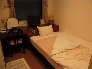 新館洋室シングルルーム