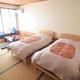 【禁煙】和室ベッド又は和室『バス&洗浄機能付トイレ付』