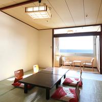 【禁煙】海の見える和室10畳(バス無し)