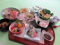 【春らんまん】 春の湯来を満喫♪ 〜季節の会席料理をご堪能〜 ◇2食付プラン◇