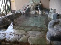 喫煙・岩露天風呂付き和室