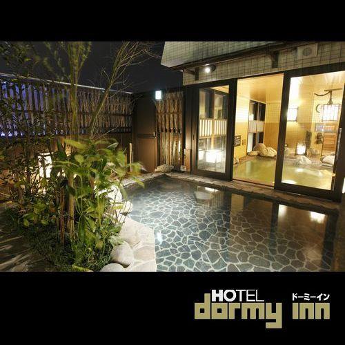 天然温泉 霧桜の湯 ドーミーイン鹿児島 image