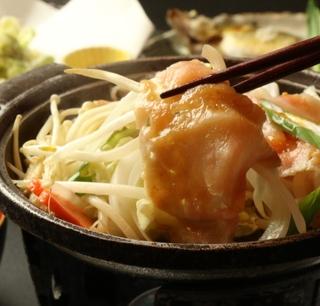 【当館大人気♪】もち豚のお野菜たつぷり!焼き肉プラン。お料理グレードアップ【現金特価】