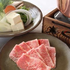 【室数限定】沖縄県産黒毛和牛サーロインしゃぶしゃぶディナー付プラン