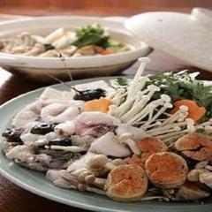 【冬季限定】毎年好評♪あんこう鍋満喫プラン♪漁師の先祖代々から受け継いだ肝味噌仕込み☆