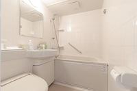シンプルステイ♪《禁煙》 ◆素泊りプラン お部屋代のみのプランです◆ バスルーム全室リニューアル♪