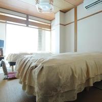 ◆和室6畳ツインベッド(禁煙)