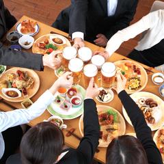 【〜9/30まで期間限定】≪食べ飲み放題まつり≫和洋バイキング+飲み放題♪1泊夕食プラン