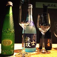 【冬の懐石料理×日本酒】総料理長が自らの料理に合わせた日本酒をセレクト〜冬の日本酒ペアリングコース付