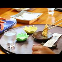 【1日1組限定】カウンター食◆ここでしか味わえない特別コース!美味い料理には美味い酒を♪