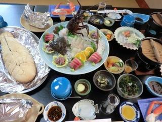 4月〜 【民宿さくら】☆新鮮な海の幸&地酒満喫☆ 一泊二食付きプラン♪