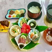 【秋冬旅セール】1泊2食 島めぐりプラン  夕食は奄美の郷土料理を満喫できる 島めぐりセット