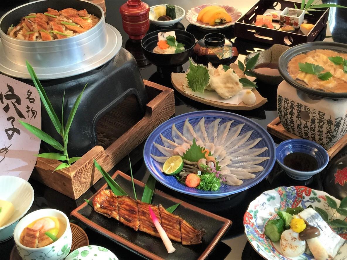 【ひろしまグルメ】穴子を食べ尽くす!<グルメプラン>・穴子満喫コース