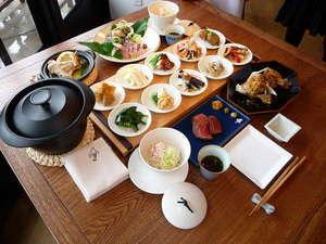 【1泊2食】五島の旬の食材で織りなす郷土料理『島ごはん』プラン
