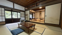 【庭園貴賓室】夢窓国師の庭園を眺める伝統的な貴賓室−20畳